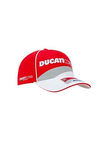 Ducati Corse Moto GP Racing Baseball Deckel Kinder Rot Offiziell 2018