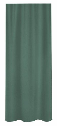 Spirella Bio PEVA-Duschvorhang, 120x200cm, grau