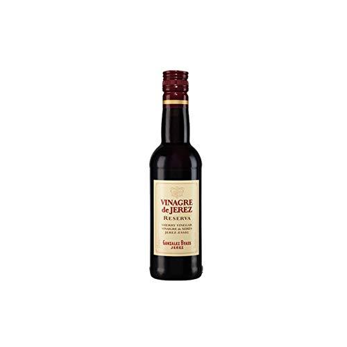Vinagre Reserva de 37,5 cl - D.O. Jerez - Bodegas Gonzalez Byass (Pack de 1 botella)