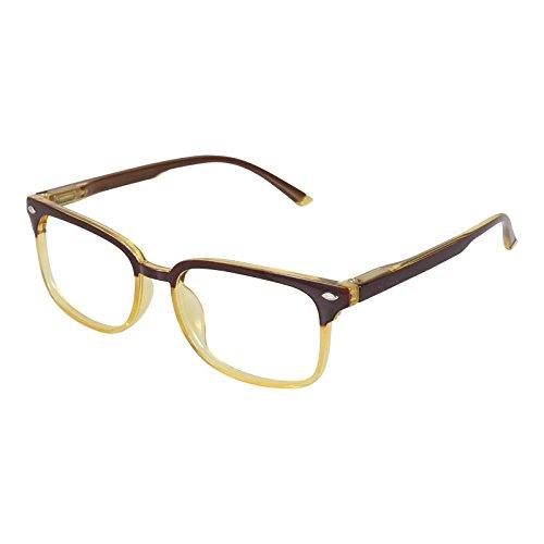 YGJ111BYL/BONOX/ダルトン/おしゃれ/老眼鏡/シニアグラス/Reading Glasses/ (1.5, BYL)