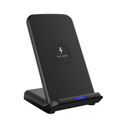 【業界先端15Wで急速充電】 INNAPER K9 急速ワイヤレス充電器 for iPhone 11, iPhone 11 Pro, GALAXY Note ...
