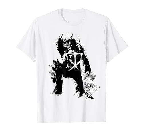 WWE Undertaker 'Tongue' Graphic Camiseta