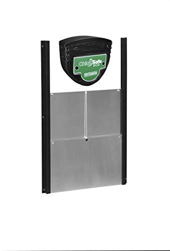 Brinsea ChickSafe Eco Automatic Chicken Coop Door Opener and Door Kit, Green