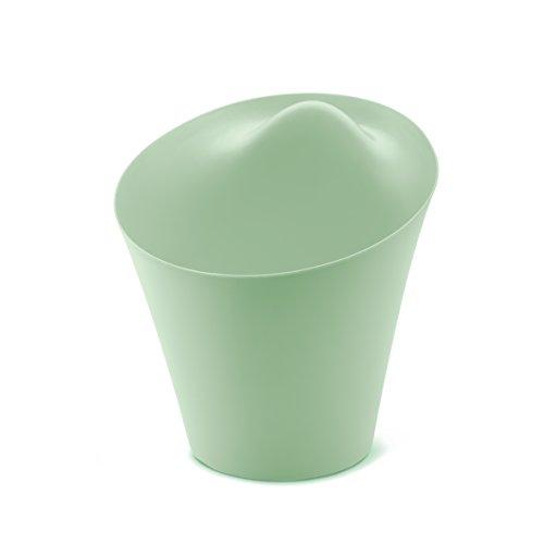 koziol corbeille à papiers Ba Ba Bin, thermoplastique, vert menthe, 36,1 x 36,4 x 39,2 cm