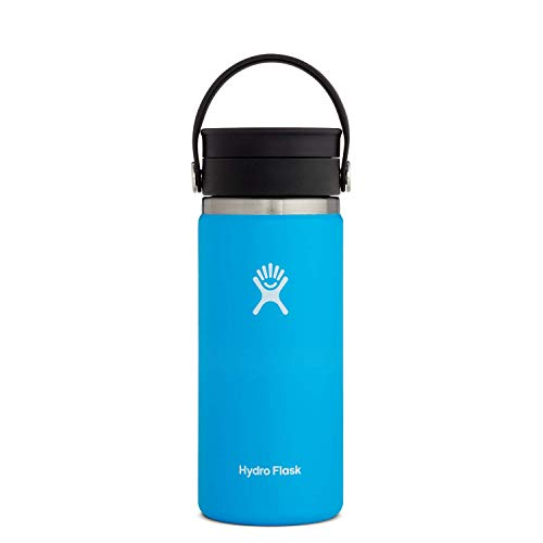 Hydro Flask Stainless Steel Coffee Travel Mug - 16 oz, Pacific