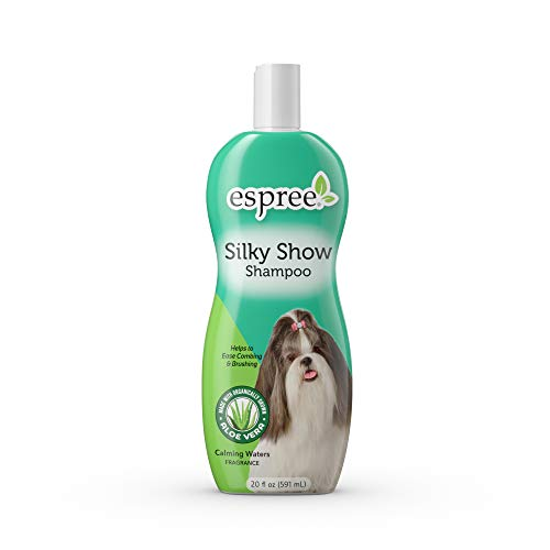 Espree Natural Silky Show Dog and Cat Shampoo
