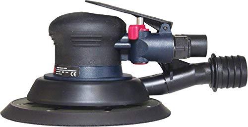 Bosch Professional - Lijadora excéntrica neumática (170W, 12000 rpm, Ø plato lijador 150 mm, en caja)
