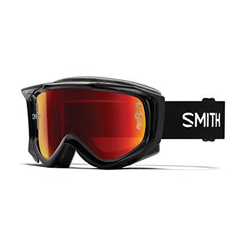 SMITH Unisex– Erwachsene Fuel V.2 SW-X M Fahrradbrille, Black, Einheitsgröße