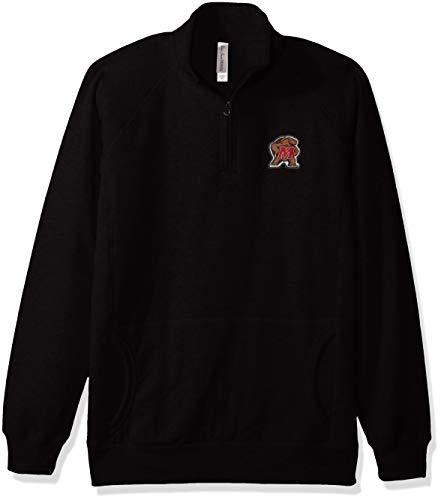Ouray Damen Sportswear Dee-Lite 1/4 Zip, Erwachsene- Damen Damen, W Dee-lite 1/4 Zip, schwarz, XX-Large