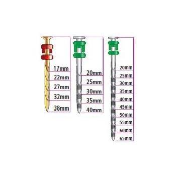 Powers C5 20/mm Gaz Cloueuse /2 Dewalt C5 Powers ongles C5 maxgs73/+ Cartouche de gaz W/ürth Diga CS/