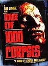 House of 1000 Corpses [VHS]