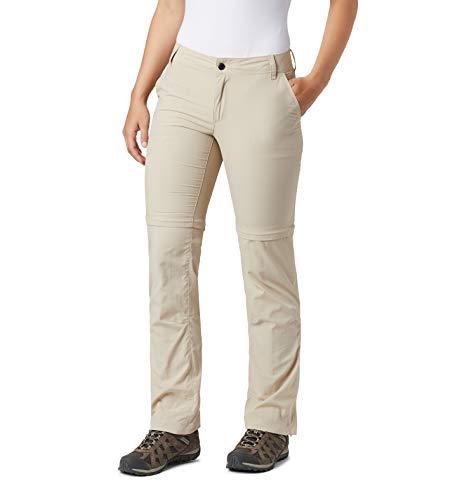Columbia Silver Ridge 2.0 - Pantalón Corto de Senderismo Nailon Mujer