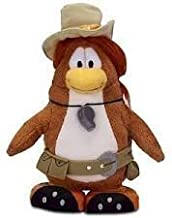 Super RARE - Puffle Handler Cowboy - A Disney Club Penguin Limited Production - Highly Collectible - 7