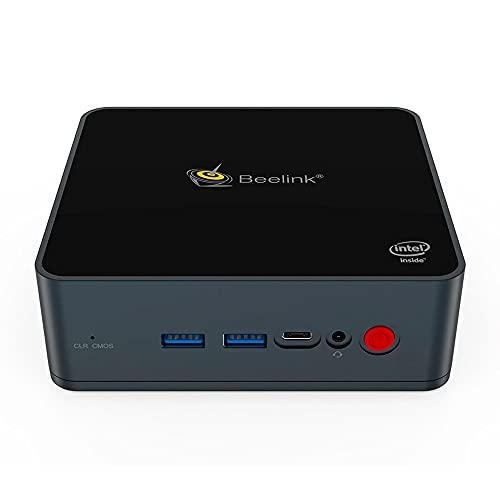 Cpu Mini PC Beelink GK55 Intel Lake J4125 128gb Ssd 8gb Ram