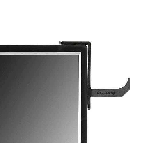KM · GAMING K-UH2 Universal Headsethalter für alle Headsets und Headphones [100% Made in Germany]