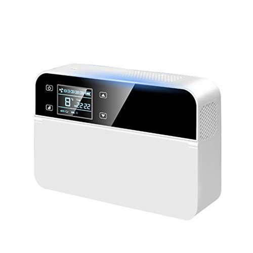 Nevera Insulina Portatil Refrigerador, Refrigerador Portátil Medicina Inteligente Recargable de Coches Refrigerados Frigorífico Incubadora Inicio, Íntimo Sistema de Alarma de Recordatorio