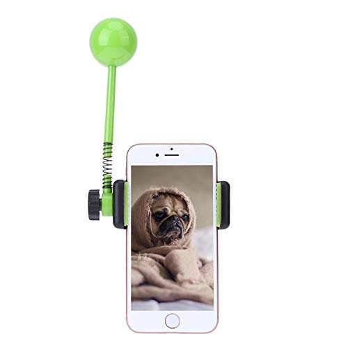 Westsell Pets Perfect Pictures Treat Launcher Grabs Spoon Pets Dog Photo Props Perfect Photo Fits all Smartphones Pet Supplies