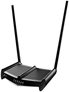 TP-Link TL-WR841HP High-Power Wireless-N Router (Black)