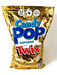 Purchase Candy Pop popcorn Twix 5.25 oz pack of 12