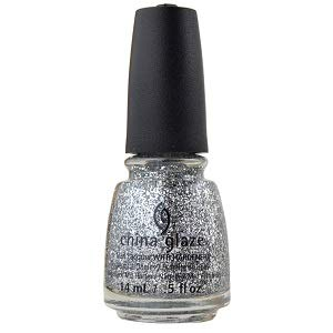 China Glaze Star Hopping Collection Silver of Sorts Nail Lacquer