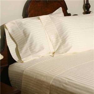 LaxLinens 350Juego de cama individual (algodón egipcio de 300hilos + 30pulgadas) extra...