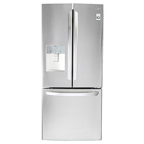 medidas de un refrigerador de 20 pies fabricante LG