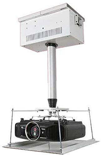 CGOLDENWALL - Soporte de Techo para proyector eléctrico de 100 a 400...
