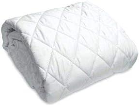 Toson Sleeping Systems Mattress Protector Milton - White,140×200cm