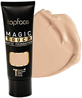 TopFace Magic Touch Matte Foundation No 3