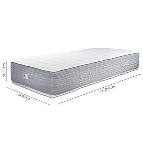 Ortho Relax Relaxsan Matratze Boxspring Like | H 30 cm (90x200)
