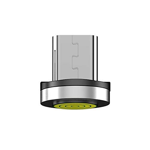 and Practical Micro USB magnética de Cargador for el Cable de Carga (SAS8621 / SAS8622) (Negro) (Color : Black)