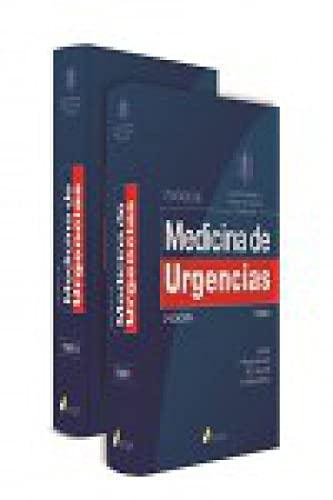 Tratado de MEDICINA de URGENCIAS. 2 tomos
