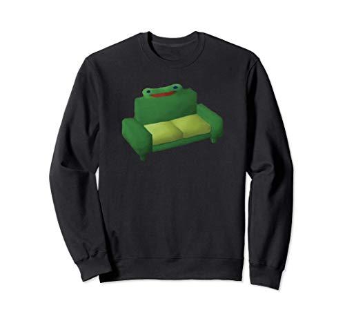 Froggy Couch Froggy Stuhl Chair Sweatshirt