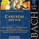 Sacred Cantatas Bwv 23-26