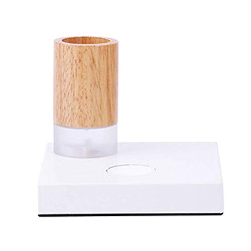 Zzyff Lámparas de mesa de bajo consumo de energía, además, estudio, lámpara de escritorio sin complicaciones para leer, lámpara de mesa LED USB, lámpara de lápiz con protección ocular, lámpara de escr