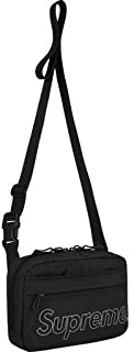 "Supreme Shoulder Bag "" Black "" 18FW ( シュプリーム ショルダーバッグ "" ブラック "" 18FW)[国内正規品] (Black)"