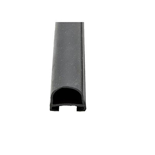 AP Products 018-350-EKD Premium EK Seal for Slide-Out Rooms, Black EK D Seal