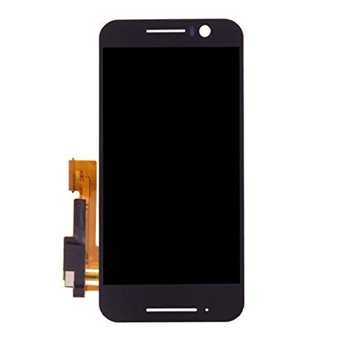 ELECTRONICS MobilePhone REPLACEMENT PART NICE LCD-scherm en Digitizer Volledige Vergadering for de HTC One S9 (zwart) (Color : Black)