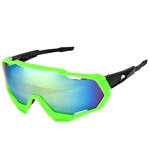 Gafas De Sol Gafas De Ciclismo Gafas De Sol Deportivas Bicicleta De Montaña Montar En Carretera Ciclismo Gafas Gafas Uv400 para Hombres Mujeres Style5