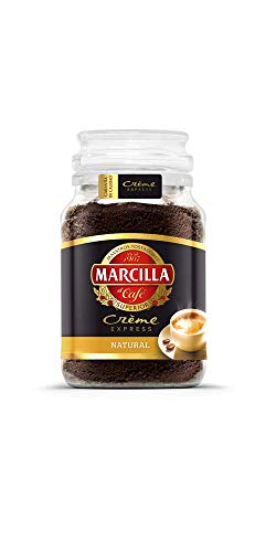 Marcilla SOLUBLE CRÈME EXPRESS NATURAL - [Pack de 2]