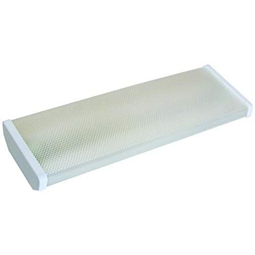 LED Plafonnier de bureau 2 x 950 lm, 4000 K, 2 x 10 W, Blanc neutre, 627 X 164 x 59 mm
