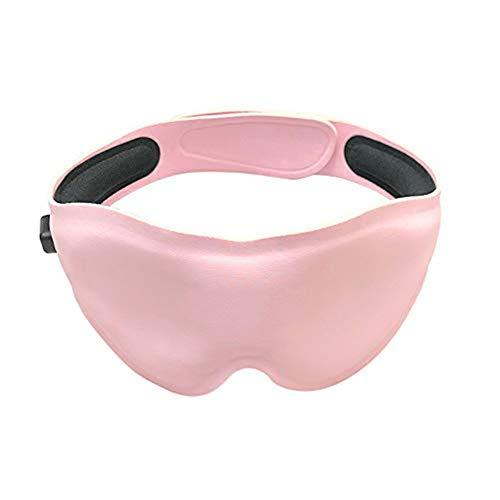 Schlafmaske USB Graphene Fever Augenmaske, Schlaf-Block Out Licht 3D Stereo Blindfold Aid for Sleep Entspannung Geschenke