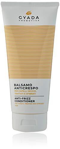 Gyada Cosmetics BALSAMO ANTICRESPO ● CERTIFICATO BIO ● MADE IN ITALY...
