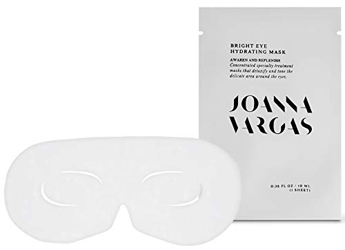 Bright Eye Hydrating Mask - Concentrated Specialty Eye Mask With Eyeliss to Reduce Puffy Eyes...