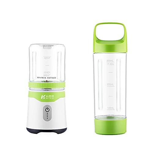 ASKLKD Portátil Blender Electric Juicer Cup Hogar Multifuncional Máquina de cocción Máquina de Jugo Máquina Smoothie Makers