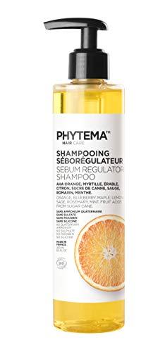 Dites adieu aux cheveux gras ! Le shampooing sébo-régulateur Phytema™ Haircare, a été élaboré pour lutter efficacement contre le problème des cheveux gras, ou à tendance grasse.