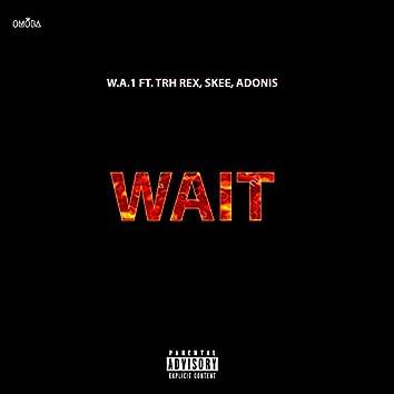 Wait (feat. Trh Rex, Skee & Adonis)