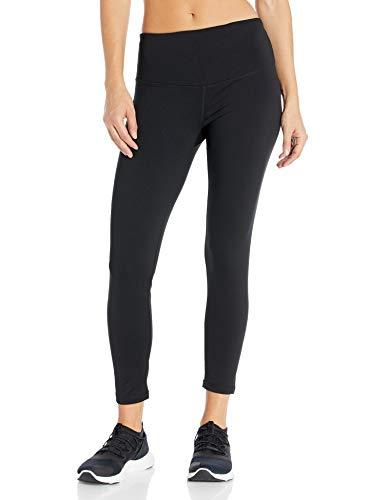 Starter Women's Standard Capri Performance Legging, black, L