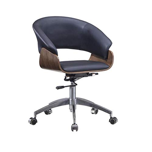 NAN liang Chaise de bureau à domicile, Chaises de direction confortables, hauteur réglable, 31,5 à 35,4 pouces, Chaises de conférence de réception durables, 440,9 lb, 5 couleurs (Couleur : C)