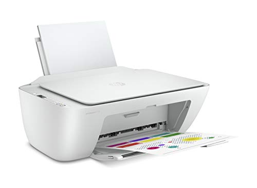 HP Deskjet 2710 Inkjet Printer - White